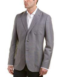 Façonnable - Wool Sport Coat - Lyst