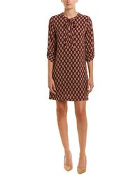 Bobeau - Shift Dress - Lyst