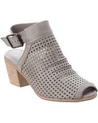 Chocolat Blu - Scalrett Leather Sandal - Lyst