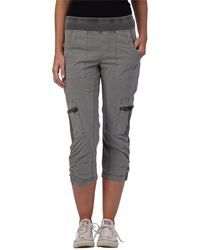 Patchington - Nadia Crop Pant - Lyst