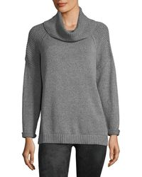 BCBGeneration - Cowlneck Sweater - Lyst