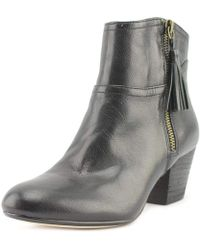 Easy Spirit - Womens Hannigan Leather Almond Toe Ankle Fashion Boots - Lyst