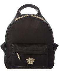 Versace - Palazzo Head Backpack - Lyst