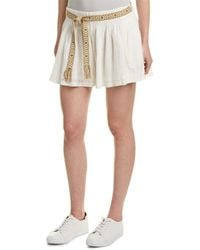Scotch & Soda - Gauze Skort - Lyst