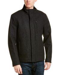Cole Haan - Signature Milton Wool-blend Coat - Lyst