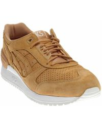 Asics | Mens Gel-respector Low Top Lace Up Tennis Shoes | Lyst