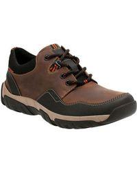 Clarks - Men's Walbeck Edge Sneaker - Lyst