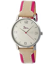 Boum - Contraire Leather-band Watch - Lyst