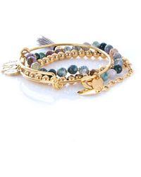 Guess - Women's Multicolour Metal Bracelet - Lyst