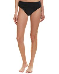 Magicsuit - Shirred Jersey Brief - Lyst