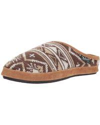 Woolrich - Women's Whitecap Knit Mule Slip On Slipper - Lyst