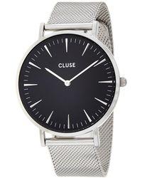 Cluse - Women's La Boheme Stainless Steel Watch - Lyst