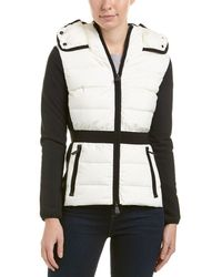 Moncler - Cinched Waist Jacket - Lyst