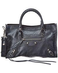 Balenciaga - Classic City Small Leather Shoulder Bag - Lyst