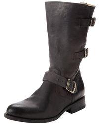 Frye - Women's Jayden Moto Cuff Boot - Lyst