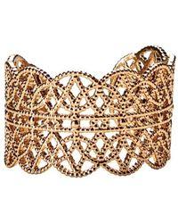 San Diego Hat Company - Women's Filigree Gold Ring Bsj3517 - Lyst