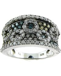 Tia Collections - 1.50ctw Color Fashion Ring In .925 - Lyst