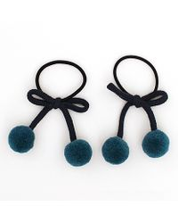 Republic Of Pigtails - Saloni Pigtail Holders - Lyst