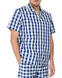 Sleepy Jones - Henry Pajama Shirt - Lyst