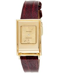 Heritage Tiffany & Co. - Tiffany & Co. Women's 1990s Schlumberger Watch - Lyst