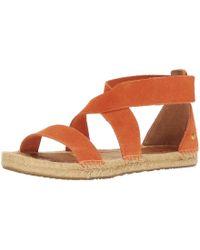 300e1fbf7c86 Lyst - Ugg ® Tasmina Sandals in Pink