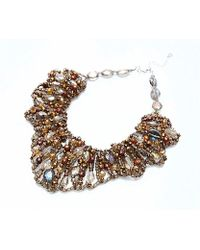 Nakamol - Dragonfly Couture Necklace - Lyst