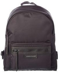 Longchamp - Le Pliage Neo Small Nylon Backpack - Lyst