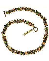 Otazu - Mixed Rope Swarovski Crystal Necklace - Lyst
