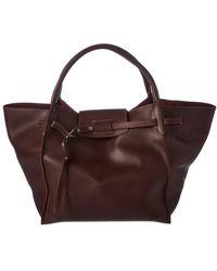 Céline - Medium Big Leather Bag - Lyst