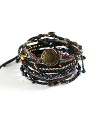 Wakami - Night Earth Bracelet - Lyst