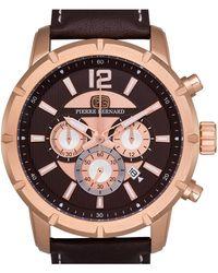Pierre Bernard - Men's Steeplechase Chronograph Watch - Lyst