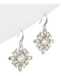 Carolee | Crystal Drop Earrings | Lyst