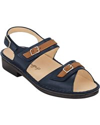 Finn Comfort - Women's Sasso Sandals - Lyst