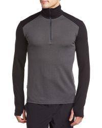 Icebreaker - Merino Tech Top Long Sleeve Half-zip Pullover - Lyst