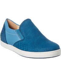 French Sole - Oasis Leather Sneaker - Lyst
