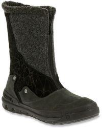 Merrell - Women's Silversun Zip Waterproof Boots - Lyst