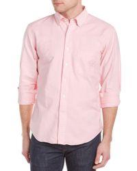 Duck Head - Dixie Oxford Woven Shirt - Lyst
