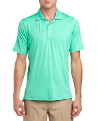 Fairway & Greene - Solid Tech Jersey Polo Shirt - Lyst