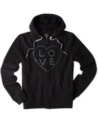 Life Is Good. - ? Heart Remix Hoodie - Lyst