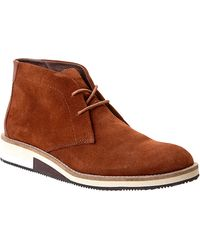 French Connection - Corian Suede Boot - Lyst
