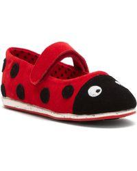 EMU - Girl's Ladybird Ballet Flats Shoes - Lyst
