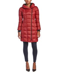 SOIA & KYO - May Down Puffer Coat - Lyst