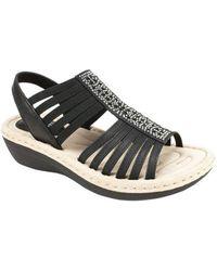 White Mountain Footwear - Cera Slingback Sandal - Lyst