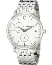 Tissot | Tradition Men's T0636391103700 | Lyst
