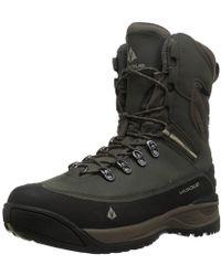 Vasque - Men's Snowburban Ii Ultradry Snow Boot, Brown Olive/aluminum, Size 7.0 - Lyst