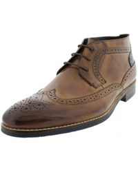 Hart Schaffner Marx - - Athens Leather Boots - Lyst