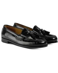 Cole Haan - Men's 03506 - Pinch Tassel - Black - Lyst