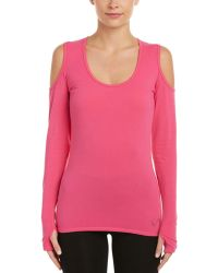 Tlf | Apparel Infinity Abstract Long Sleeve Top | Lyst