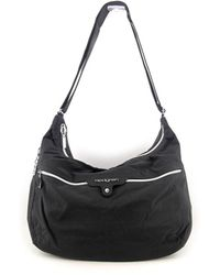Hedgren - Clapham M Women Canvas Messenger Nwt - Lyst