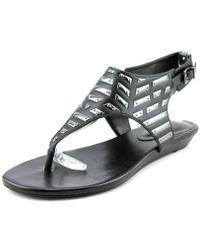 60cf4ee91f8e Born Nikka Sandals in Metallic